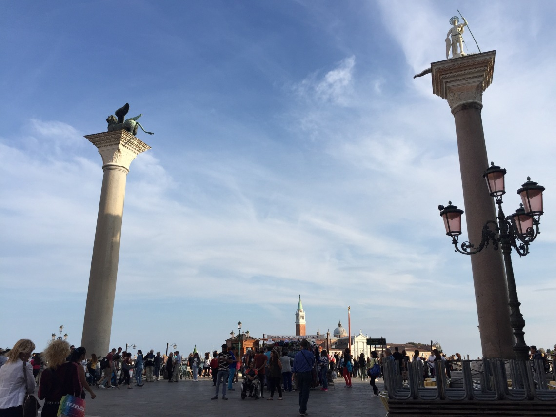 St marks square in Venice