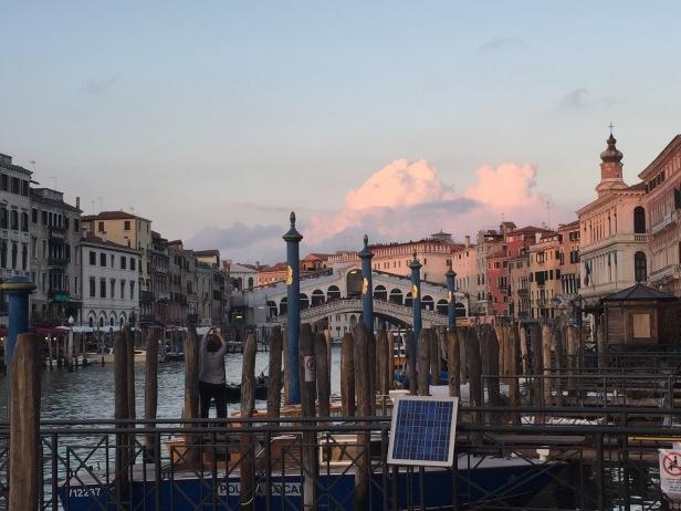 Pointe Rialto in Venice