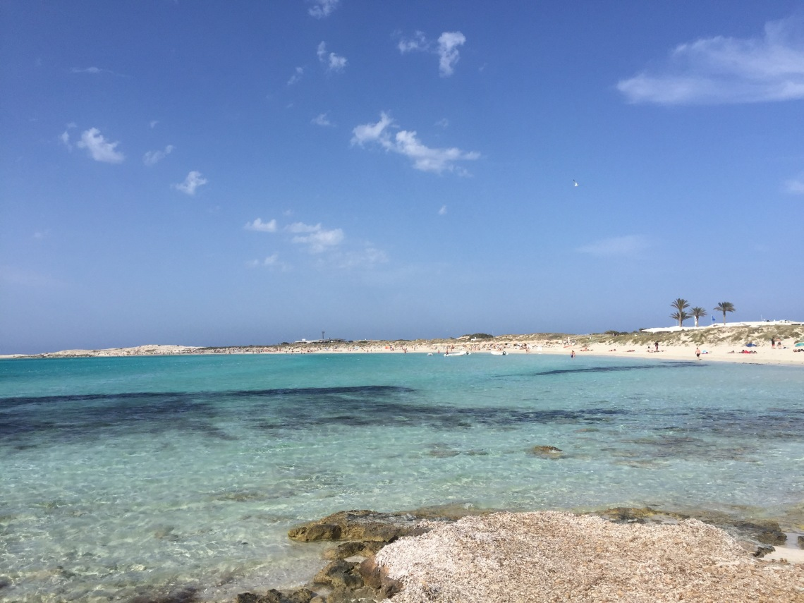 Formentera, illetes