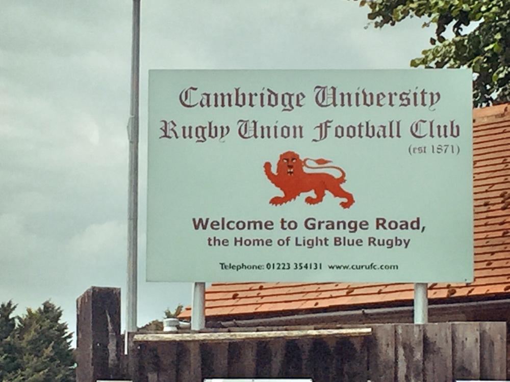 Grange Road, University of Cambridge