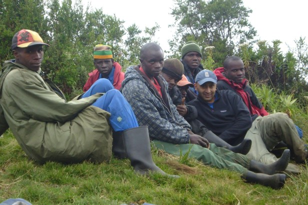 Mount Karisimbi hike