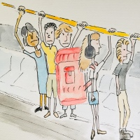 10 Annoying Behaviours on the London Underground