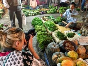 Central market, Sivasagar