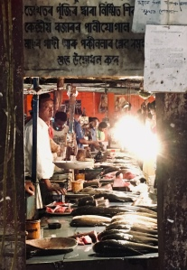 central market, Sivasagar, Assam