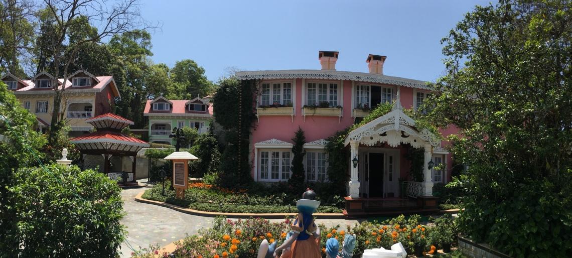 Himalayan hotel, Mayfair hotel, Kalimpong
