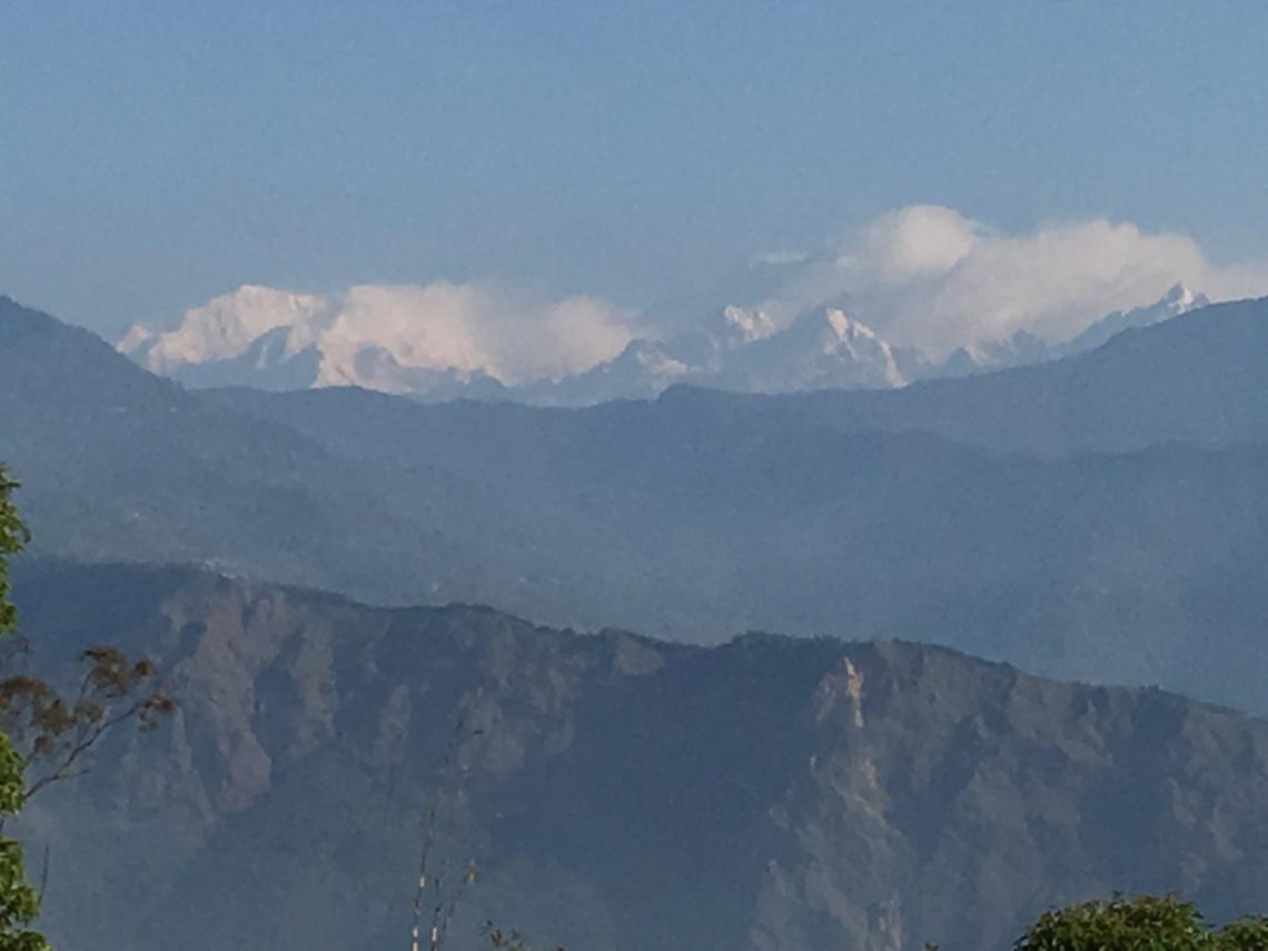 Kanchenjunga, Himalayan Hotel wedding